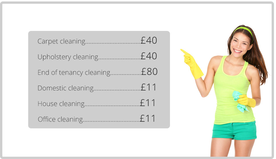 great prices for carpet cleaners in swiss cottage